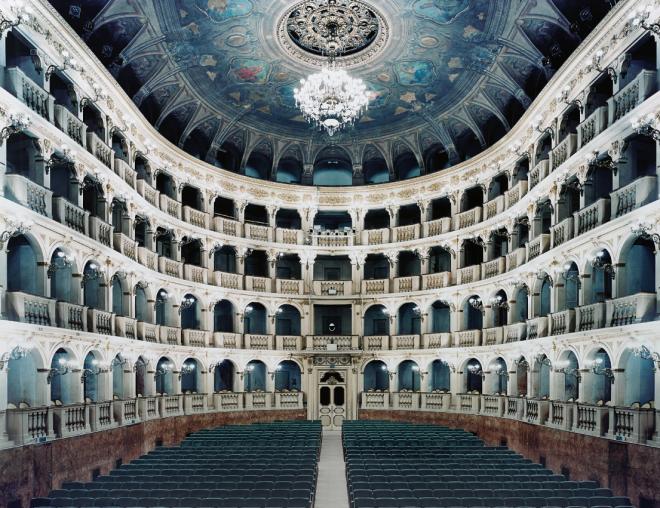 CANDIDA HÖFER Teatro Comunale di Bologna I