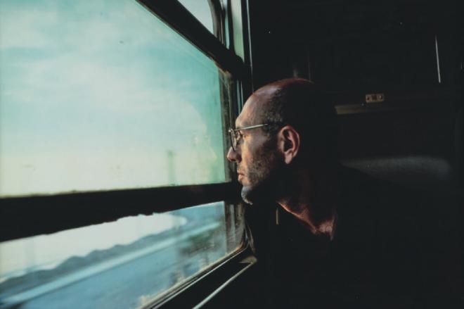 Nan Goldin Guido on The Train Amalfi Coast 1996