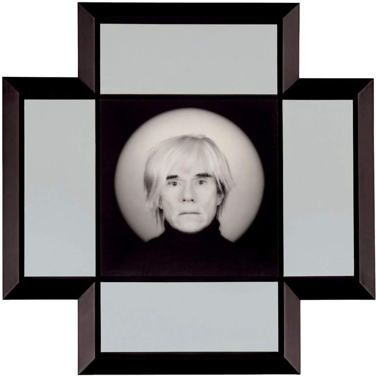 Robert Mapplethorpe Andy Warhol
