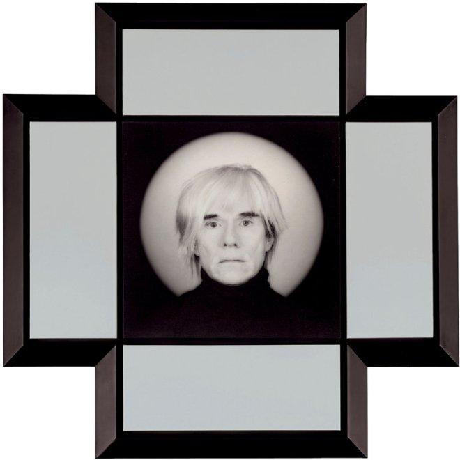 Robert Mapplethorpe Andy Warhol