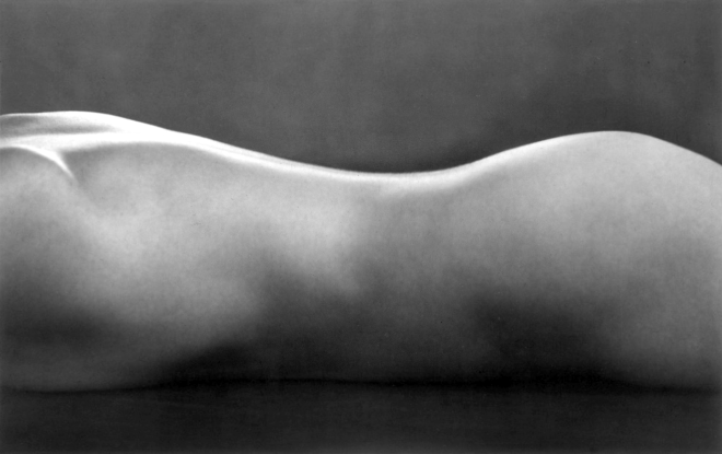 Edward Weston Nude 1925