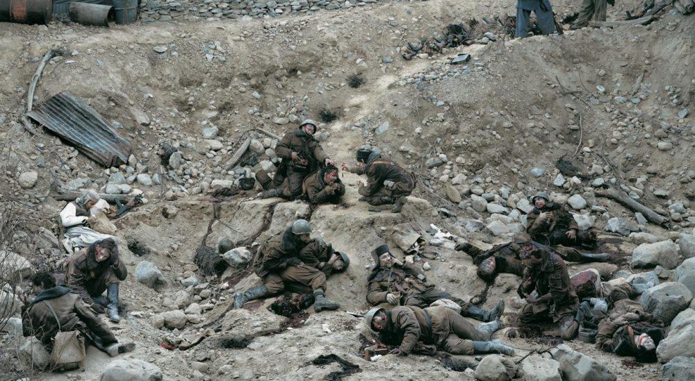 Jeff Wall Dead Troops Talk 1992