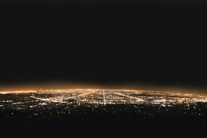 Andreas Gursky Los Angeles 1998